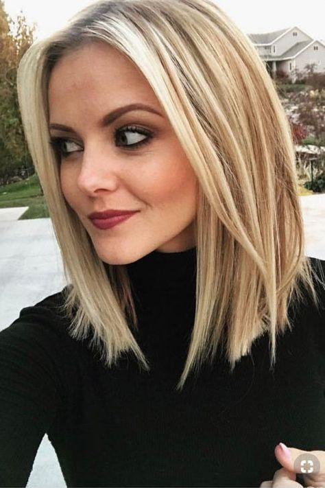 30 Fall Medium Length Hairstyles Ideas - Popular for 2021 - xfitculture.com